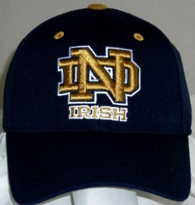 Notre Dame Fighting Irish Team Color One Fit Hat