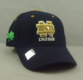 Notre Dame Fighting Irish Adjustable Hat