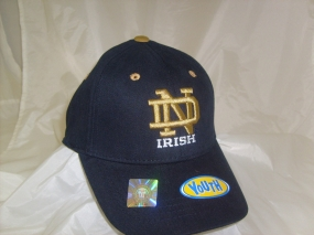Notre Dame Fighting Irish Youth Team Color One Fit Hat