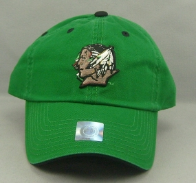 North Dakota Fighting Sioux Adjustable Crew Hat