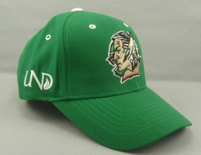 North Dakota Fighting Sioux Adjustable Hat