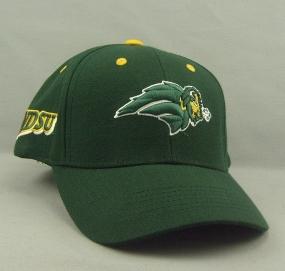 North Dakota State Bison Adjustable Hat