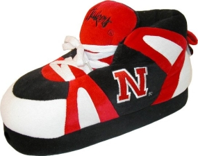 Nebraska Cornhuskers Boot Slippers