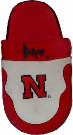 Nebraska Cornhuskers Slippers