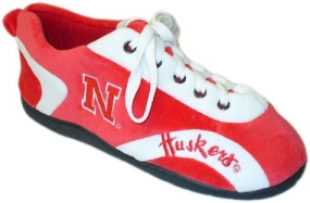 Nebraska Cornhuskers All Around Slippers