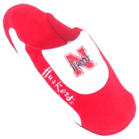 Nebraska Cornhuskers Low Profile Slipper