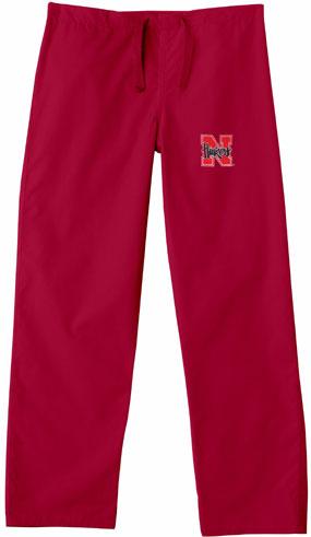 Nebraska Cornhuskers Scrub Pants