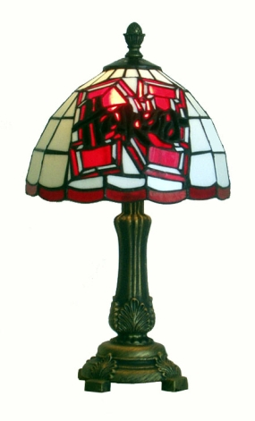 Nebraska Cornhuskers Accent Lamp