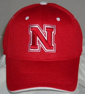 Nebraska Cornhuskers Elite One Fit Hat