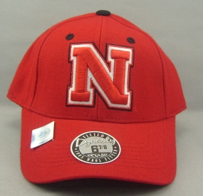 Nebraska Cornhuskers Dynasty Fitted Hat