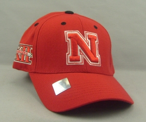 Nebraska Cornhuskers Adjustable Hat