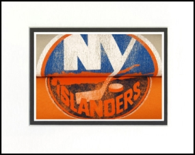 New York Islanders Vintage T-Shirt Sports Art
