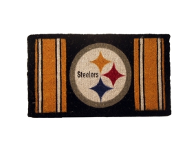 Pittsburgh Steelers Welcome Mat