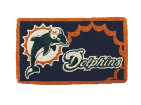 Miami Dolphins Welcome Mat
