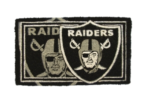 Oakland Raiders Welcome Mat