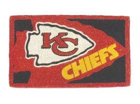 Kansas City Chiefs Welcome Mat