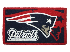 New England Patriots Welcome Mat