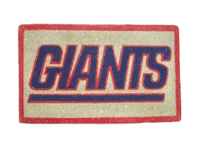 New York Giants Welcome Mat