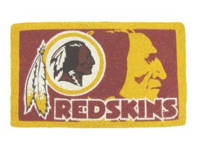 Washington Redskins Welcome Mat