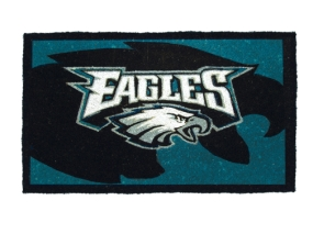 Philadelphia Eagles Welcome Mat