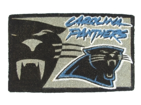 Carolina Panthers Welcome Mat