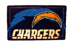 San Diego Chargers Welcome Mat
