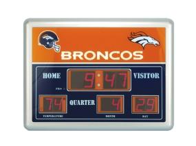 Denver Broncos Scoreboard Clock