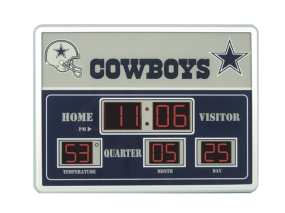 Dallas Cowboys Scoreboard Clock