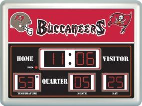Tampa Bay Buccaneers Scoreboard Clock