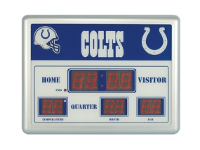 Indianapolis Colts Scoreboard Clock