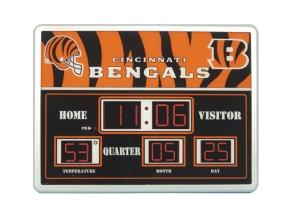 Cincinnati Bengals Scoreboard Clock
