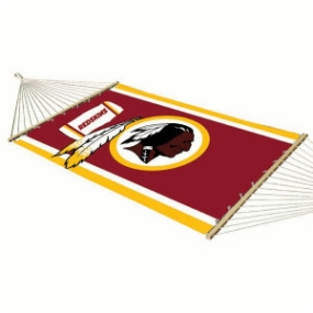 Washington Redskins Hammock