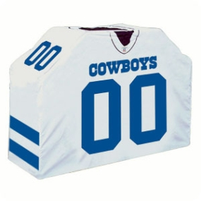 Dallas Cowboys Jersey Grill Cover
