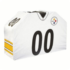 Pittsburgh Steelers Jersey Grill Cover