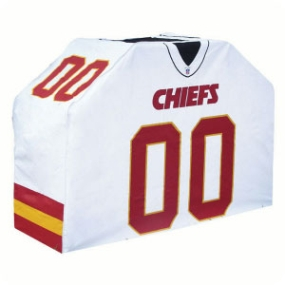 Kansas City Chiefs Jersey Grill Cover