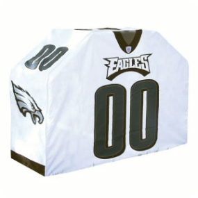 Philadelphia Eagles Jersey Grill Cover