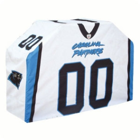 Carolina Panthers Jersey Grill Cover