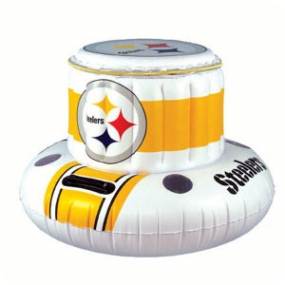 Pittsburgh Steelers Floating Cooler