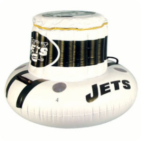 New York Jets Floating Cooler
