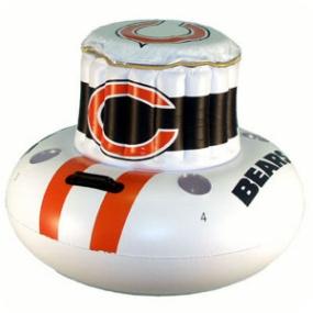 Chicago Bears Floating Cooler