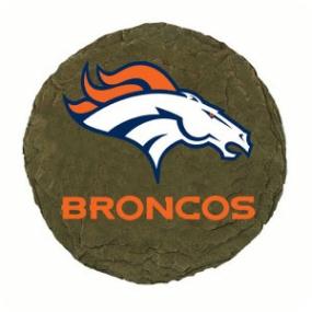 Denver Broncos Garden Stone