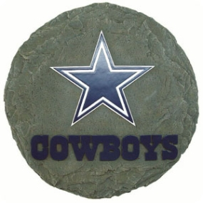Dallas Cowboys Garden Stone