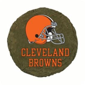 Cleveland Browns Garden Stone