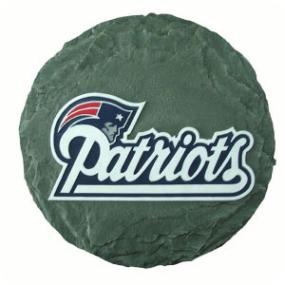 New England Patriots Garden Stone