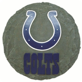 Indianapolis Colts Garden Stone