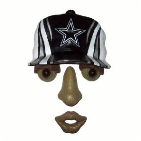 Dallas Cowboys Forest Face