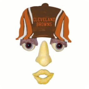Cleveland Browns Forest Face