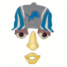 Detroit Lions Forest Face