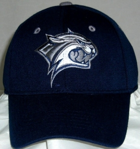 UNH Wildcats Team Color One Fit Hat