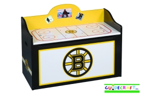 Boston Bruins Toy Box